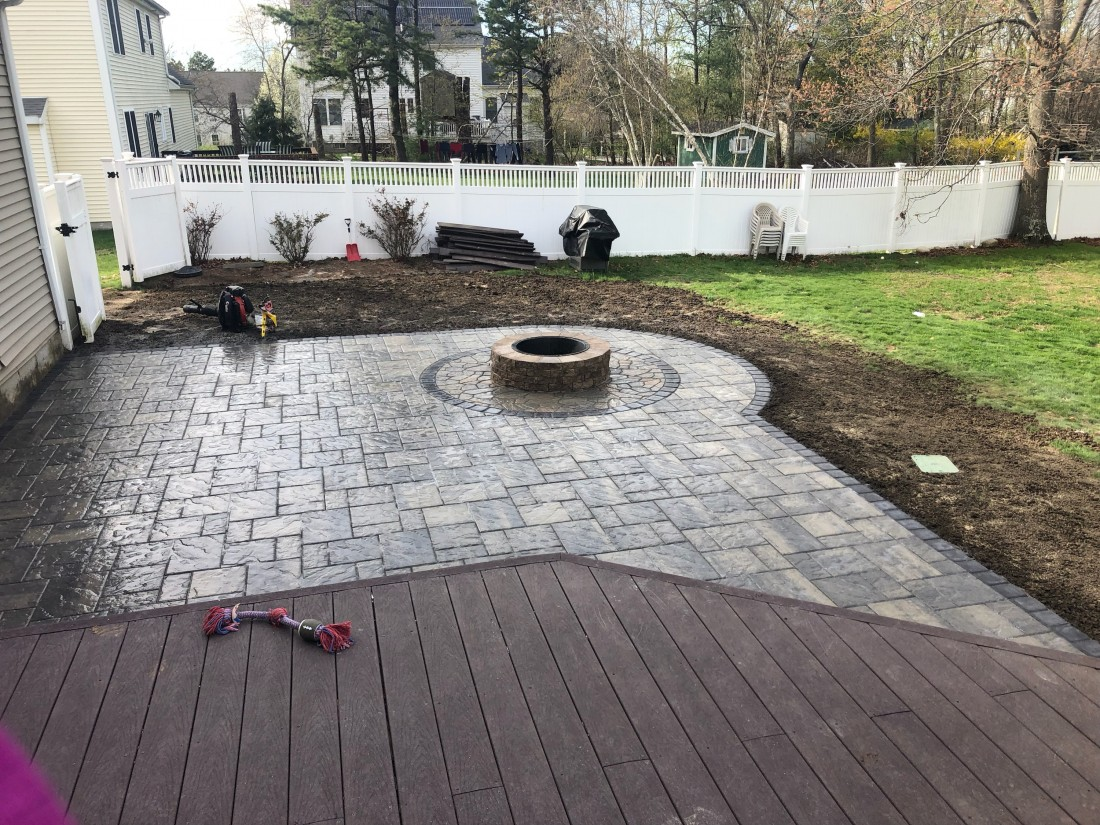 Hardscaping in Norfolk, MA: Landscaping Construction | Ten Four LLC - 175442A2-2949-4847-A77B-0041661282F3
