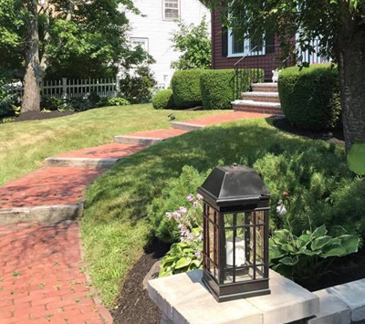 Hardscaping in Norfolk, MA: Landscaping Construction | Ten Four LLC - beautiful-residential-landscape-maintenance