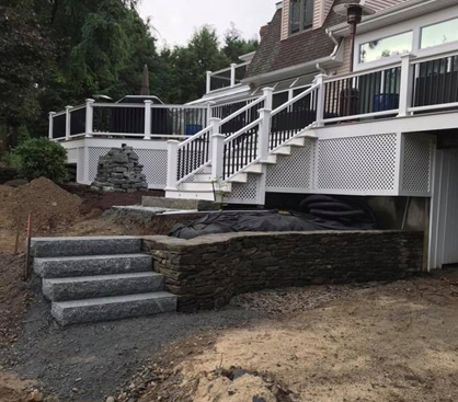 Landscaping Services in Norfolk, MA: Residential & Commerical | Ten Four LLC - landscape-construction-callout